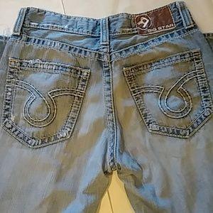 Big Star Men's Pioneer Jeans 32 R